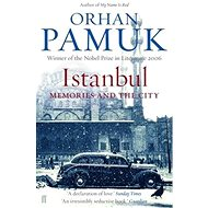 Istanbul: Memories of a City - Kniha