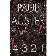 4 3 2 1 (4321) - Kniha