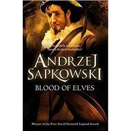 Blood of Elves - Kniha