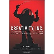 Creativity, Inc. - Kniha