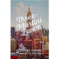 Three-Martini Lunch - Kniha