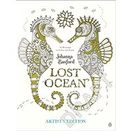 Lost Ocean Artist's Edition - Kniha