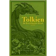 Tolkien Four Colour Atlas - Kniha