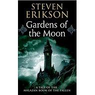 Malazan Book of the Fallen 01. Gardens of the Moon - Kniha
