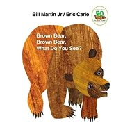 Brown Bear, Brown Bear, What Do You See? - Kniha