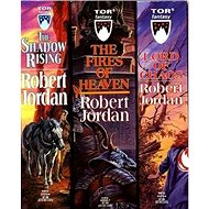 The Wheel of Time Set II, Books 4-6: The Shadow Rising / The Fires of Heaven / Lord of Chaos - Kniha