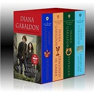 Outlander Boxed Set: Outlander, Dragonfly in Amber, Voyager, Drums of Autumn - Kniha