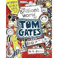 The Brilliant World of Tom Gates - Kniha