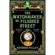 The Watchmaker of Filigree Street - Kniha