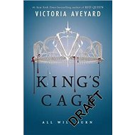 Red Queen 3. King's Cage - Kniha