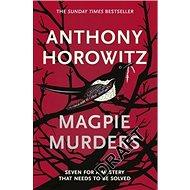 Magpie Murders - Kniha