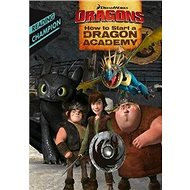 How to Train Your Dragon TV: How to Start a Dragon Academy: Reading Champion Turquoise Level 7 - Kniha