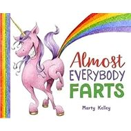 Almost Everybody Farts - Kniha