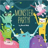 Monster Party! - Kniha