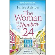 The Woman at Number 24 - Kniha