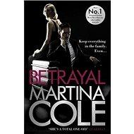 Betrayal - Kniha