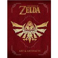 The Legend of Zelda: Art & Artifacts - Kniha