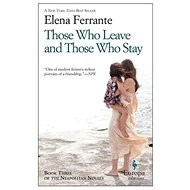 Those Who Leave and Those Who Stay - Kniha