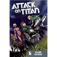 Attack on Titan: Volume 06 - Kniha