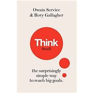 Think Small: The Surprisingly Simple Way to Reach Big Goals - Kniha