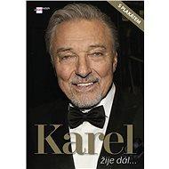 Karel žije dál... (Karel Gott) - Kniha