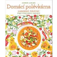 Domácí polévkárna - Kniha