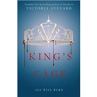 Red Queen 03. King's Cage: All will burn - Kniha