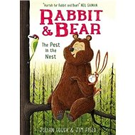 Rabbit and Bear 02: The Pest in the Nest - Kniha