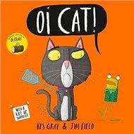 Oi Cat! - Kniha