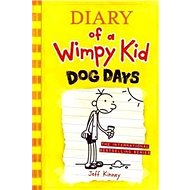 Diary of a Wimpy Kid 04. Dog Diaries - Kniha