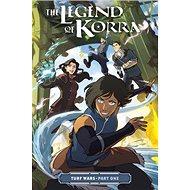 The Legend of Korra: Turf Wars Part One - Kniha