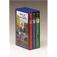 Anne of Green Gables 3-6: Anne of Ingleside / Anne's House of Dreams / Anne of Windy Poplars - Kniha