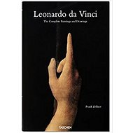 Zöllner: Leonardo Da Vinci: The Complete Paintings - Kniha