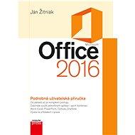 Microsoft Office 2016: Podrobná uživatelská příručka - Kniha