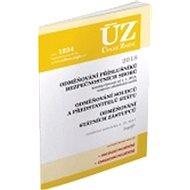 ÚZ 1234 Odměňování příslušníků bezpečnostních sborů, soudců