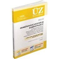 ÚZ 1233 Odměňování státních zaměstnanců, 2018 - Kniha