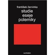 Studie, eseje, polemiky - Kniha