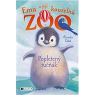 Ema a její kouzelná zoo Popletený tučňák - Kniha