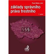 Základy správního práva trestního - Kniha