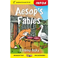 Aesop´s Fables/Ezopovy bajky - Kniha