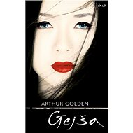 Gejša - Kniha