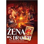 Žena s drakem - Kniha