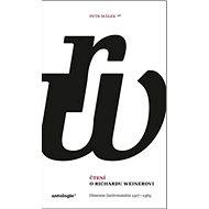 Čtení o Richardu Weinerovi - Kniha
