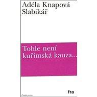 Slabikář - Kniha