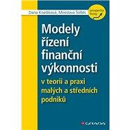 Modely řízení finanční výkonnosti - Kniha