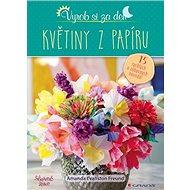 Květiny z papíru - Kniha
