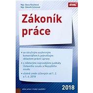 Zákoník práce 2018 - Kniha