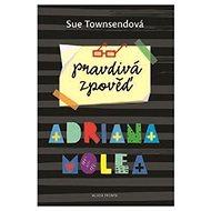 Pravdivá zpověď Adriana Molea - Kniha