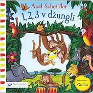 1,2,3 v džungli - Kniha