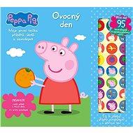 Peppa Pig Ovocný den - Kniha